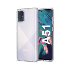 Samsung A51 kaaned silikoonist läbipaistvad