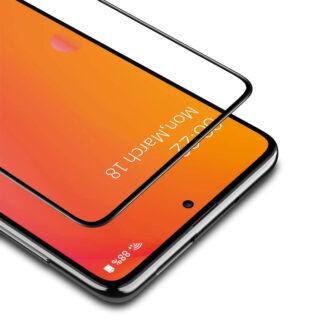 Samsung A51 kaitseklaas täisekraan zoom