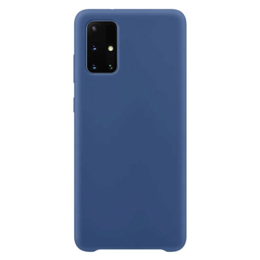 Samsung A51 silikoonist kaaned sinist värvi