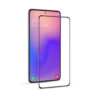 Samsung A71 kaitseklaas täisekraan