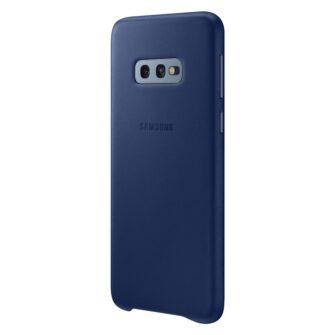 Samsung S10e nahast kaaned sinised EF VG970LNEGWW 2