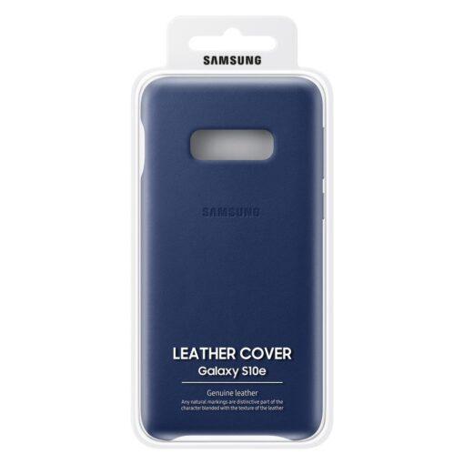 Samsung S10e nahast kaaned sinised EF VG970LNEGWW 4