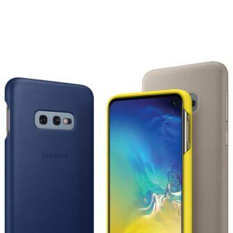 Samsung S10e nahast kaaned sinised EF VG970LNEGWW 5