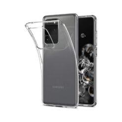 Samsung S20 Plus ümbris silikoonist läbipaistev