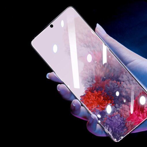 Samsung S20 ULTRA kaitsekile 3D ekraanikaitse Baseus 7