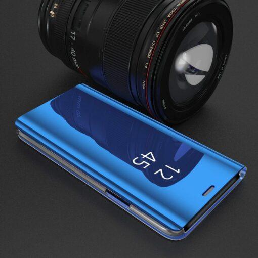 Samsung S20 kaaned clear view kuldne 4