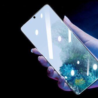 Samsung S20 kaitsekile 3D ekraanikaitse Baseus 5