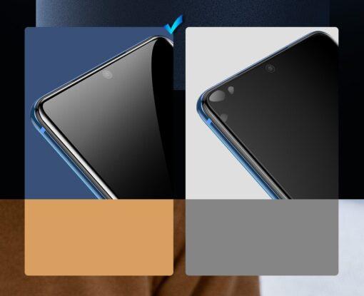 Samsung S20 kaitseklaas Galaxy UV Baseus 17