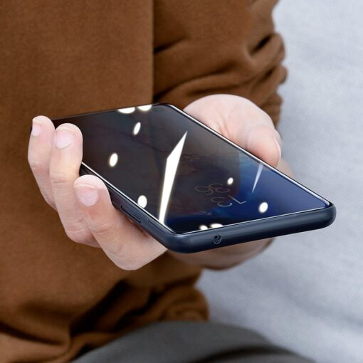 Samsung S20 kaitseklaas Galaxy UV Baseus 18