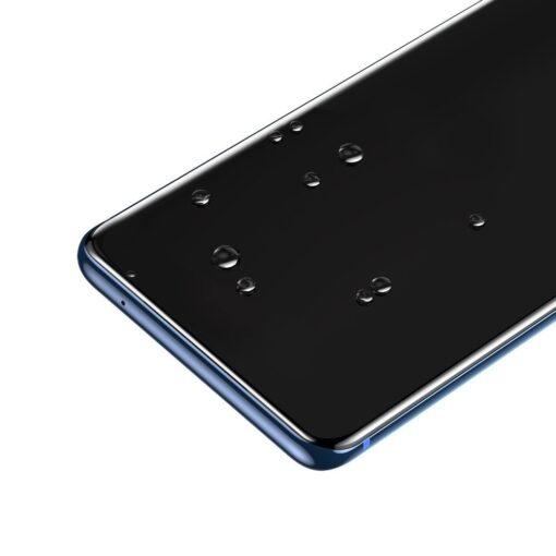 Samsung S20 kaitseklaas Galaxy UV Baseus 4