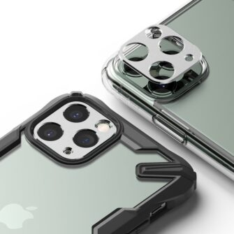 iPhone 11 PRO kaamera kaitse kate must 10