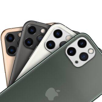 iPhone 11 PRO kaamera kaitse kate must 12