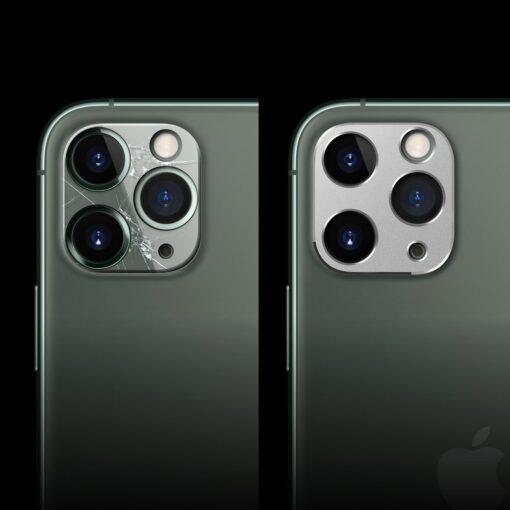 iPhone 11 PRO kaamera kaitse kate must 3
