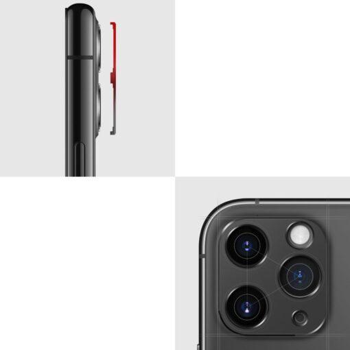 iPhone 11 PRO kaamera kaitse kate must 4