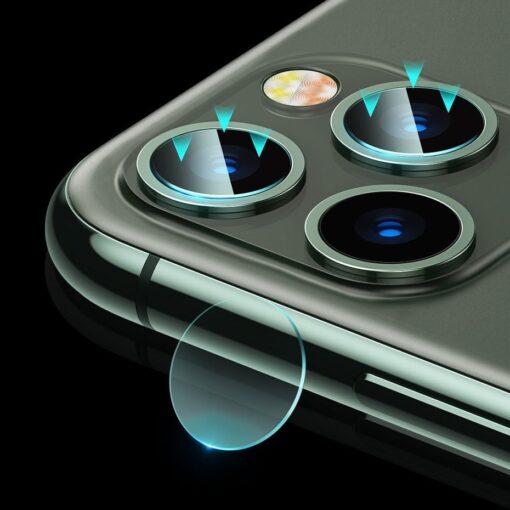 iPhone 11 kaamera kaitseklaas 15
