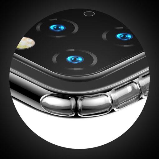 iPhone 11 silikoonist ümbris läbipaistev Airbags Baseus 2