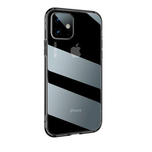 iPhone 11 silikoonist ümbris läbipaistev Airbags Baseus 7