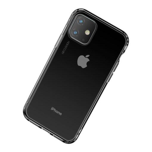 iPhone 11 silikoonist ümbris läbipaistev Airbags Baseus 9