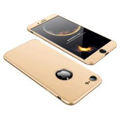 iPhone 8 360 plastikust kuldne