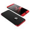 iPhone 8 360 plastikust must punane