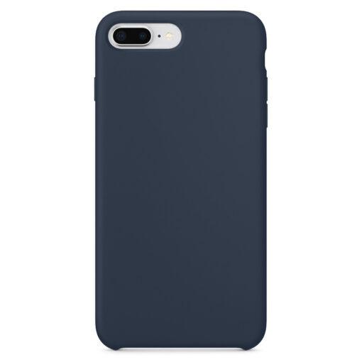 iPhone 8 Plus silikoonist ümbris sinist värvi