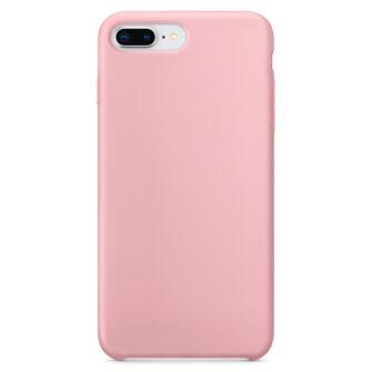 iPhone 8 Plus silikoonist kaaned roosa värvi