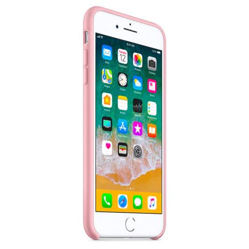 iPhone 8 Plus silikoonist kaaned roosat värvi eest