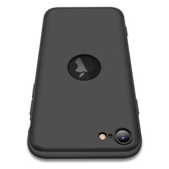 iPhone SE 2 360 kaaned plastikust musta värvi 3
