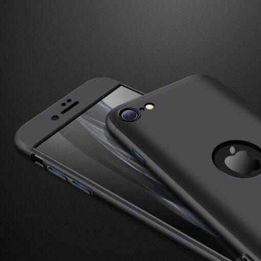 iPhone SE 2 360 kaaned plastikust musta värvi 4
