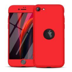 iPhone SE 2 360 kaaned plastikust punane