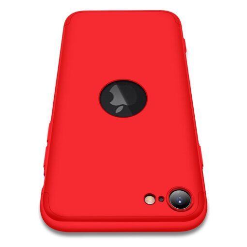 iPhone SE 2 360 kaaned plastikust punane 2