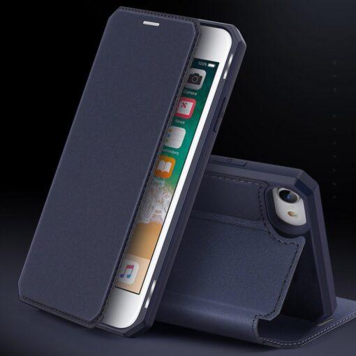 iPhone SE 2020 iPhone 8 iPhone 7 kaaned Skin X DUX DUCIS roosa 2