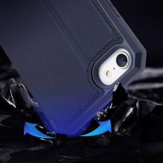 iPhone SE 2020 iPhone 8 iPhone 7 kaaned Skin X DUX DUCIS roosa 4