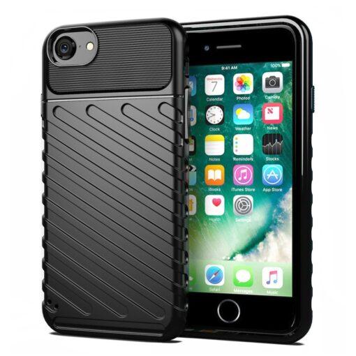 iPhone SE 2020 tugev silikoonist ümbris