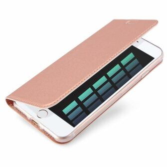 iPhone SE 2020 kaaned nahast iPhone 7 ja iPhone 8le roosa rosegold 2