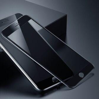 iPhone SE 2020 kaitseklaas privaatsusfiltriga iphone 7 iphone 8 must 12