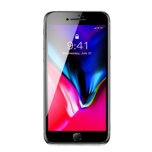 iPhone SE 2020 kaitseklaas privaatsusfiltriga iphone 7 iphone 8 must 15