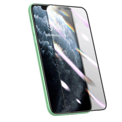 iPhone XR kaitseklaas täiserkaan 3D