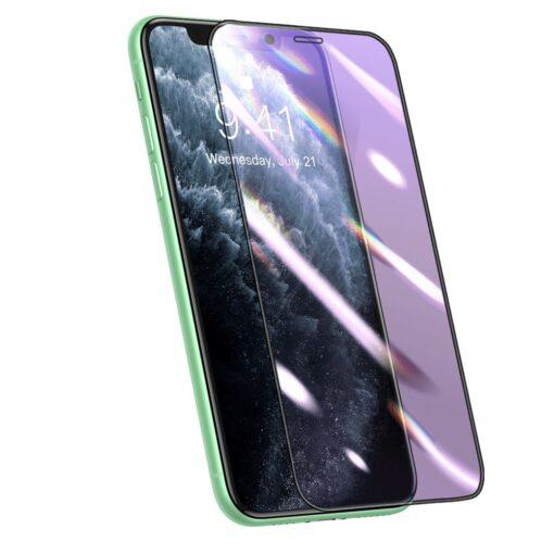 iPhone XR kaitseklaas anti-blue sinise valguse kaitsega