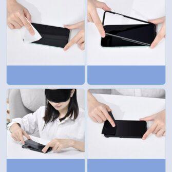 iPhone XR kaitseklaas anti blue sinise valguse kaitsega 15