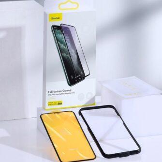 iPhone XR kaitseklaas anti blue sinise valguse kaitsega 16