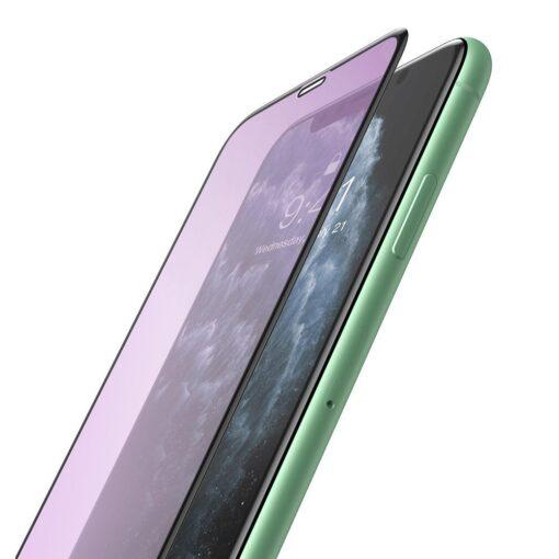 iPhone XR kaitseklaas anti blue sinise valguse kaitsega 2