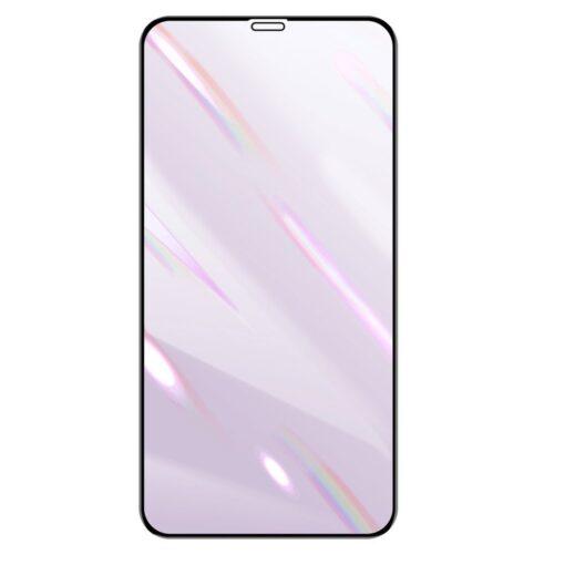 iPhone XR kaitseklaas anti blue sinise valguse kaitsega 4