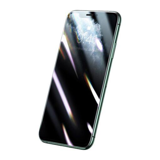 iPhone XR kaitseklaas privaatsusfiltriga täisekraan 2