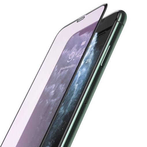 iPhone XS X kaitseklaas sinise valguse kaitsega anti blue 2