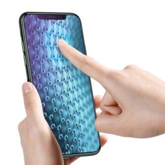 iPhone XS X kaitseklaas sinise valguse kaitsega anti blue 3
