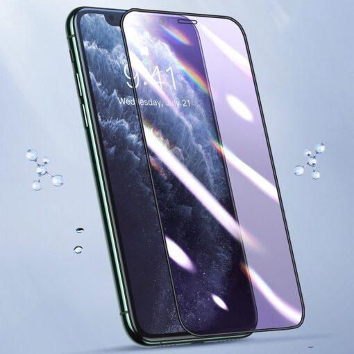 iPhone XS X kaitseklaas sinise valguse kaitsega anti blue 9