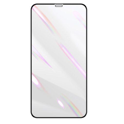 iPhone XS kaitseklaa täisekraan 3D ekraanikaitse 4