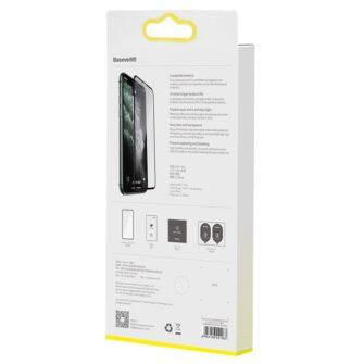 iPhone XS kaitseklaa täisekraan 3D ekraanikaitse 6