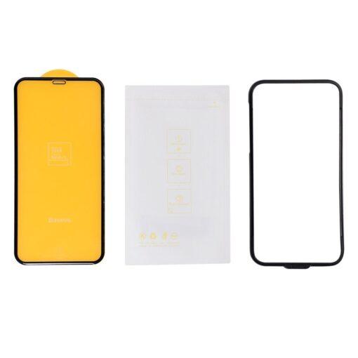 iPhone XS kaitseklaa täisekraan 3D ekraanikaitse 8